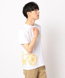 FREDYMAC/メガチャリ+ワッペンTシャツ/502292251