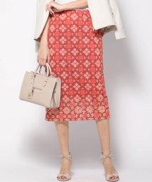 VICKY/刺繍トルコレースタイトスカート/502295712