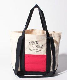 MAISON KITSUNE/【MAISON KITUNE】トートバッグ/502276060