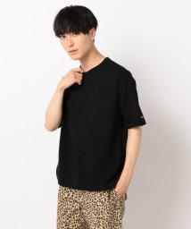FREDYMAC/ビッグシルエット袖刺繍ポケT/502292256