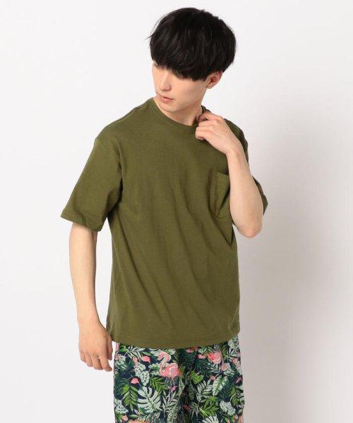 FREDYMAC(フレディマック)/ビッグシルエット袖刺繍ポケT/9-0679-2-50-037