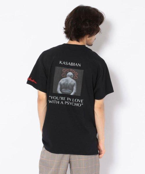 LHP(エルエイチピー)/DankeSchon/ダンケシェーン/KASABIAN Tシャツ/6016191093-60