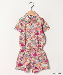 X-girl Stages/Sanrio×Liberty Fabrics オールインワン/502296768