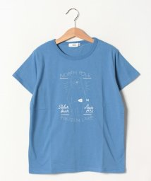 koe kids/シロクマグラフィック半袖Tシャツ/502297117