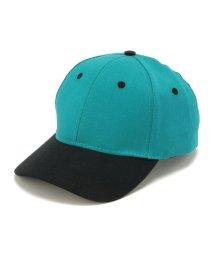 BEAVER/NATIONAL CAP-2TONE CAP/キャップ/502298143