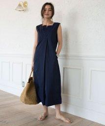marjour/TUCK PANTS DRESS/501076343