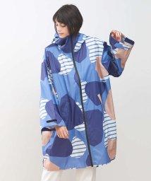 collex/KiU×collex 袖付ポンチョ/502297685