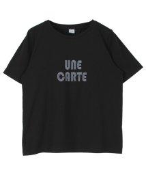 titivate/刺繍ロゴTシャツ/502298593
