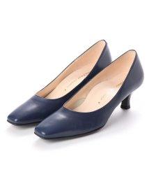 BEAUFORT ELEGANCE/ビューフォートエレガンス BeauFort elegance 1Eウイズウォーキングパンプス (ブルー)/502300818