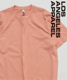 JOURNAL STANDARD relume Men's/LA APPAREL / ロサンゼルスアパレル  6.5oz Garment Dye Pastel クルーネックTシャツ/502301078