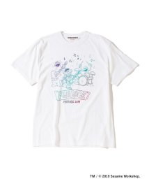 BEAMS OUTLET/【WEB限定カラー】FUJI ROCK FESTIVAL'19 × BEAMS / SESAME STREET 3ピース Tシャツ/502301140