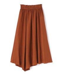 PROPORTION BODY DRESSING/イレヘムギャザーカート/501992815