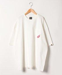 MARUKAWA/【ALPHA INDUSTRIES INC】 大きいサイズ メンズ アルファインダストリーズ ポケット 付き 半袖 Tシャツ ブランド/502266650