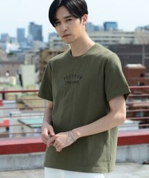 coen/ミニマムロゴ刺繍Tシャツ/502275884