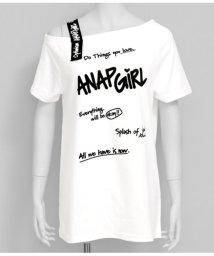ANAP GiRL/ワンショルダーワンピース/502293095