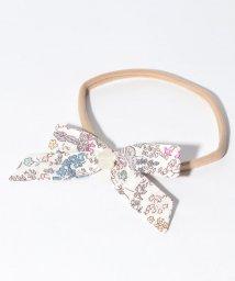 petit main/BABYお花柄リボンヘアバンド/502296937
