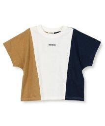 branshes/切り替え半袖Tシャツ/502299005