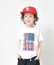 RADCHAP/星条旗半袖Tシャツ/502299010