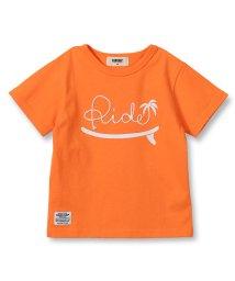 RADCHAP/コード刺繍半袖Tシャツ(80~140cm)/502299012