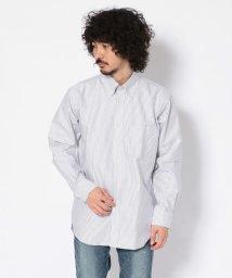 B'2nd/CREW OX BDシャツ/オックスフォードボタンダウンシャツ/502301165