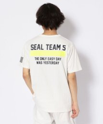 AVIREX/シールチーム 5 Tシャツ/T-SHIRT SEAL TEAM 5/502301207