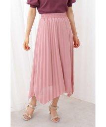 PROPORTION BODY DRESSING/エアリープリーツスカート/502301415