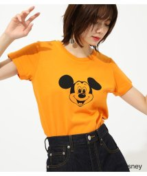 AZUL by moussy/MICKEY FACE TEE/502301509