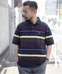 JOURNAL STANDARD/FRED PERRY / フレッドペリー別注 : ボーダーポロ/502301604