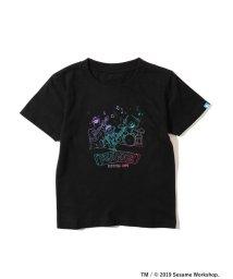 こどもビームス/<KIDS>FUJI ROCK FESTIVAL'19 × BEAMS / SESAME STREET 3ピース Tシャツ (90~140cm)/502302136
