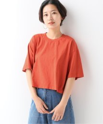 JOURNAL STANDARD relume/【LA APPAREL / ロサンゼルスアパレル】 6.5oz Oversized Crop T:Tシャツ/502302483
