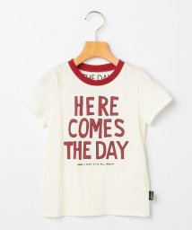 SHIPS KIDS/THE DAY:【SHIPS KIDS別注】プリント TEE(100~130cm)/502302703