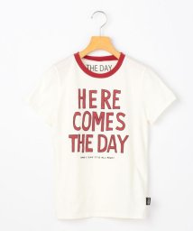 SHIPS KIDS/THE DAY:【SHIPS KIDS別注】プリント TEE(145~160cm)/502302704