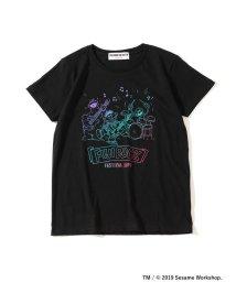 Ray BEAMS/<WOMEN>FUJI ROCK FESTIVAL'19 × Ray BEAMS / SESAME STREET 3ピース Tシャツ/502303146