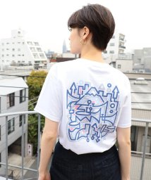 Ray BEAMS/<WOMEN>FUJI ROCK FESTIVAL'19 × Ray BEAMS / Yoon Hyup Fuji Tシャツ/502303149