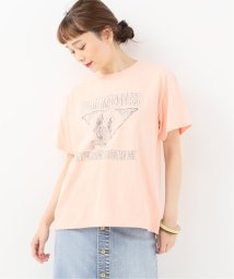 U by Spick&Span/ORIGINAL ROCK Tシャツ(TUNEMANQUEES)/502303520