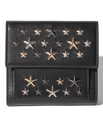 JIMMY CHOO/【JIMMYCHOO】LEATHER W/MULTI METAL STARS/501587278
