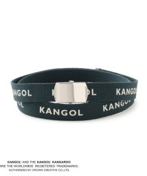 ROPE PICNIC PASSAGE/【KANGOL×ROPE' PICNIC】25mmロゴガチャベルト/502041197