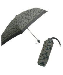 COACH/コーチ 傘 アウトレット COACH f63365 ペイトン シグネチャー ミニアンプレラ/折り畳み傘 アンブレラ/502045140