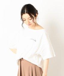 archives/ワンショル刺繍入りTシャツ/502264551