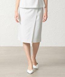 TRANSWORK/【セットアップ対応】【美skirt】【UV対策】【ウォッシャブル】プライムフレックスコードレーンスカート/502267031