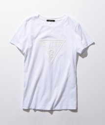 LE JOUR/【GUESS】TRIANGLE LOGO TEE/502272806
