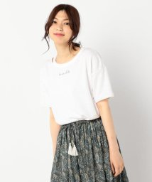 FREDY REPIT/[新色追加]ヴィンテージスラブ裏毛 衿デザインTシャツ/502297935