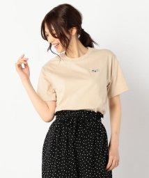 FREDYMAC/スヌーピーワンポイント刺繍Tシャツ/502297960