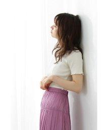 PROPORTION BODY DRESSING/テレコカットソー/502301420