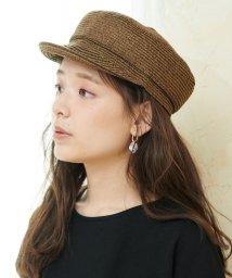 ROPE PICNIC PASSAGE/【ウォッシャブル】キャスケット/502303112