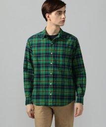 TOMORROWLAND MENS/インディアンコットン レギュラーカラーシャツ/502303764