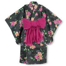 branshes/つばき柄浴衣/502304401