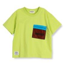 RADCHAP/メッシュポケット付き半袖Tシャツ(90~140cm)/502304402