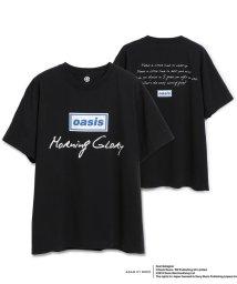 ADAM ET ROPE'/【OASIS×ADAM ET ROPE'】SONG LYRICS T-shirt 19SS/502305424