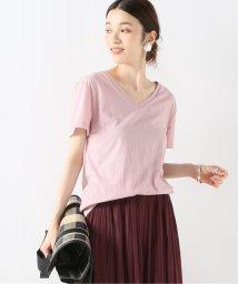 NOBLE/Basic VネックTシャツ/502306366